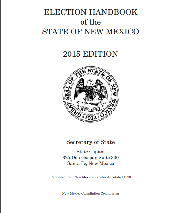 New Mexico Political Journal