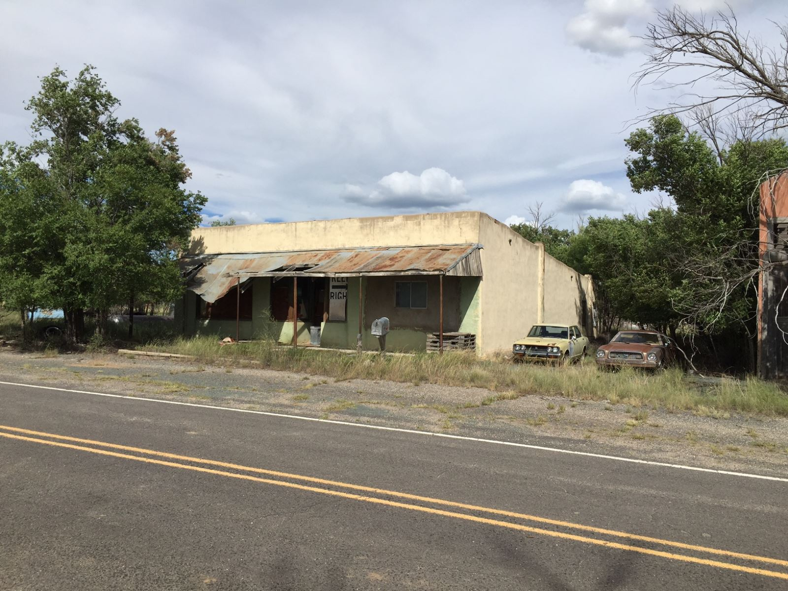 New mexico union county gladstone - Downtown Farley Now Looks Like This Photo Of Fielden Mercantile One Of Four Grocery Stores That Operated