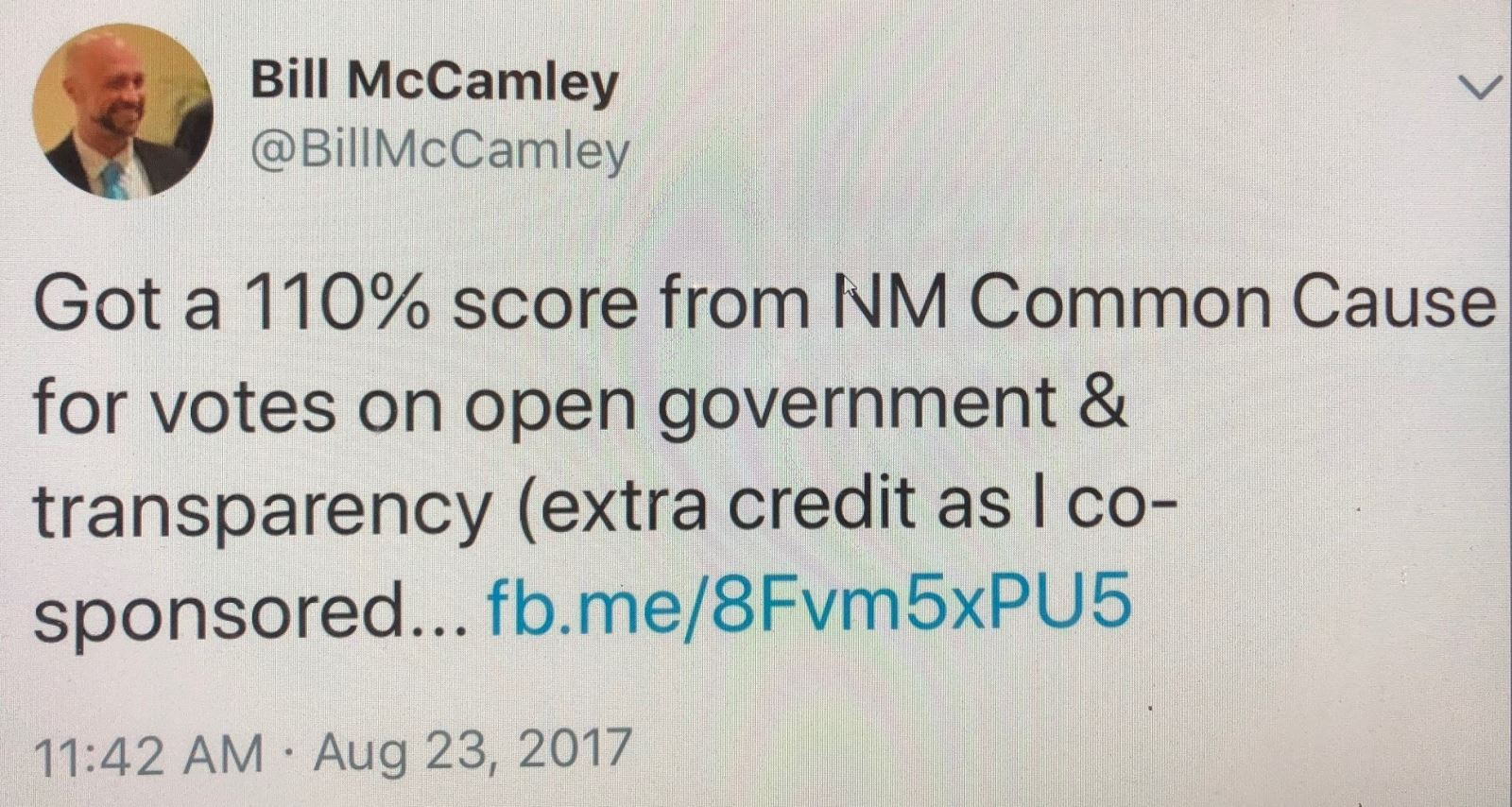 New mexico political journal with new mexico common cause hot on the trail of financial disclosures and ethics issues last year mccamley tweeted fandeluxe Images